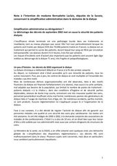 note simplification administrative