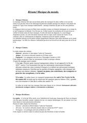 Fichier PDF r sum musique du monde