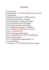 Fichier PDF sommaire