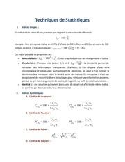 techniques de statistiques seance 3