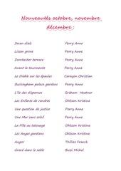 Fichier PDF nouveautes octobre a decembre 2014