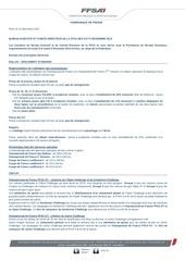 cp bureau executif et comite directeur decembre 121214