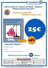 Fichier PDF achat groupe aspirateur traineau e leclerc st nazaire