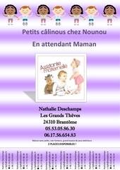 Fichier PDF affiche maman nounou brantome