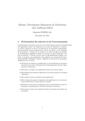 mission developpeur integrateur final 16 dec