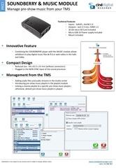 Fichier PDF module musique soundberry en