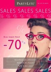 70 sales