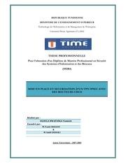 Fichier PDF mise en place et securisation d un vpn ipsec
