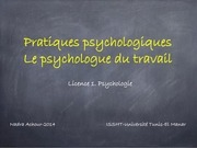 pratiques psychologiques