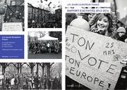 rapport d activite jeunes europeens 2014