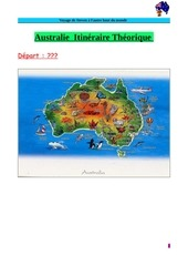 programme australie 1