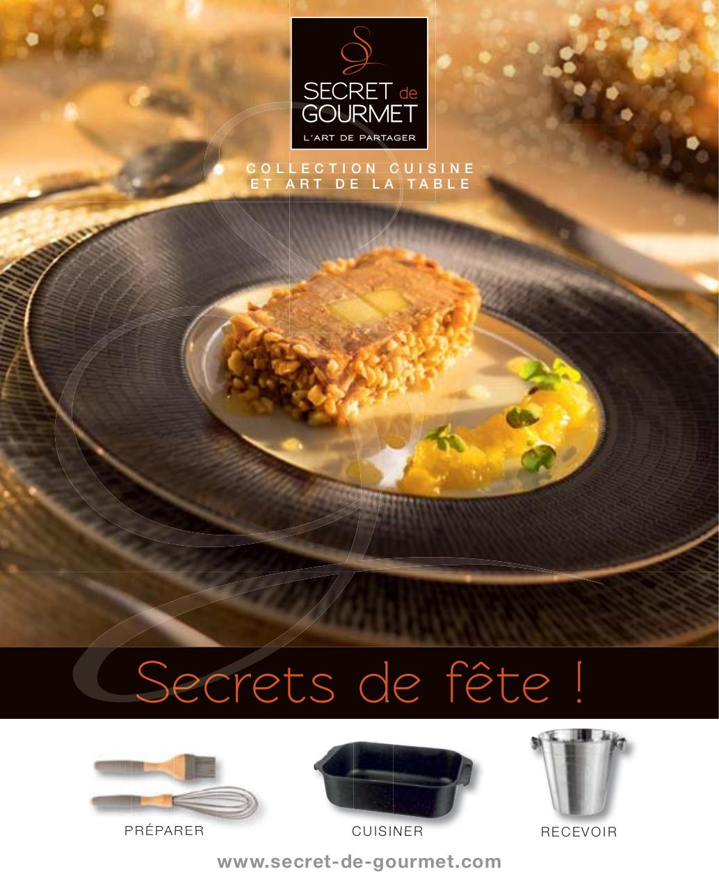 Aperçu du document OP13-SECRET GOURMET .pdf - page 1/13