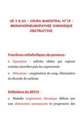 15 cours magistral n 15