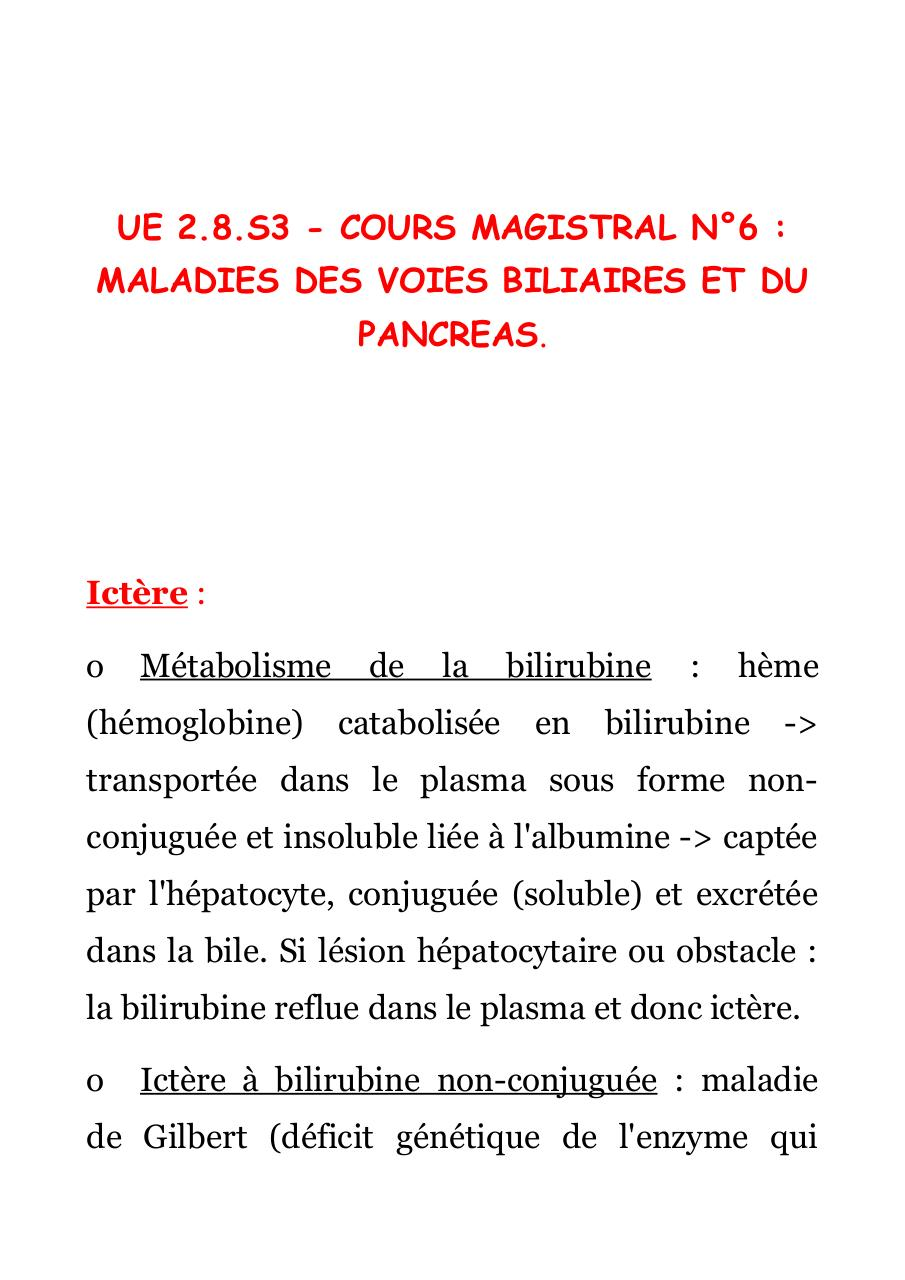 6 Cours Magistral N 6 Fichier Pdf