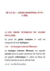 Fichier PDF cours magistral n 14