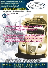 catalogue 2cv