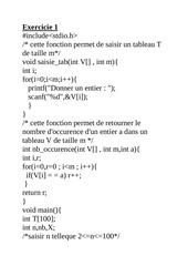 correction serie 5