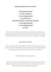 Fichier PDF salade de pommes de terre aux anchois