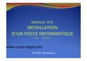 Fichier PDF 236753908 installation dun poste informatique