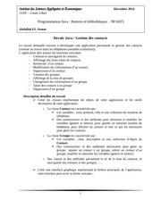 Fichier PDF devoir2015 java
