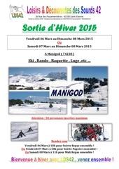 sortie ski week mars 2015 par lds42
