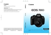 Fichier PDF eos 700d instruction manual fr
