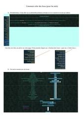 Fichier PDF comment creer des lieux
