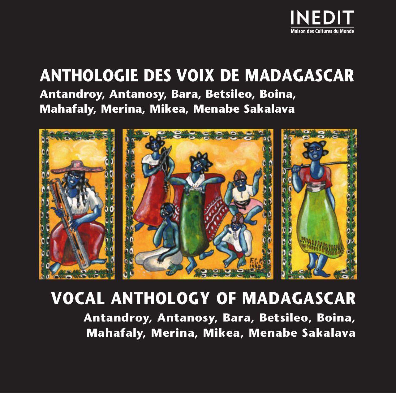 Madagascar Anthologie des Voix - Vocal Anthology.pdf - page 1/24