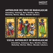 madagascar anthologie des voix vocal anthology