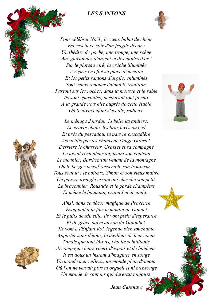 Poésie Noël Par Utilisateur Fichier Pdf