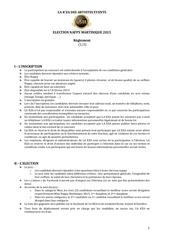 election nappy martinique 2015 reglement