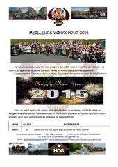 newsletter janvier 2015 1