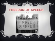 freedom of speech text simo