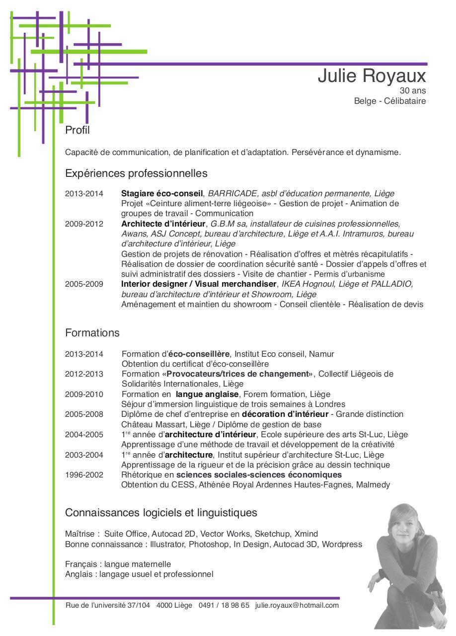 j royaux cv - cv royaux julie pdf