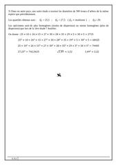 serie d exercices corriges de statistique descriptive s1 ...