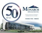 2015 monarch catalogue