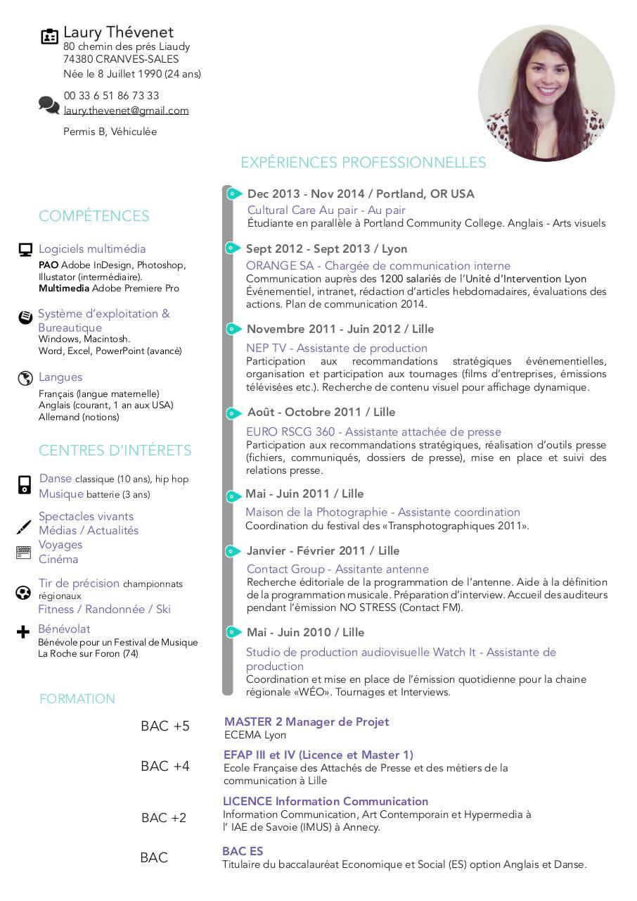 cv laury thevenet  cv-laury-thevenet pdf