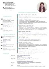 Fichier PDF cv laury thevenet