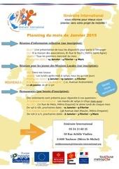 newsletter janvier2015