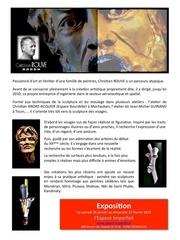 dossier presse sculpteur christian rouve v1