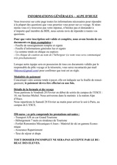 fiche d inscription ski pdf