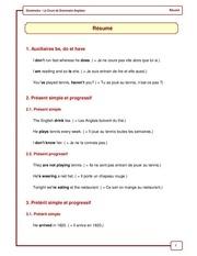 Fichier PDF grammaise resume