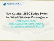 Fichier PDF new catalyst 3650 series switch