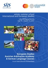 summer school university of vienna