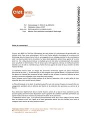 1 communique police montrouge 08 01 15