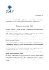 Fichier PDF declaration solennelle