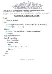 Fichier PDF exo version koffi