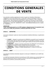 Fichier PDF mes cgv