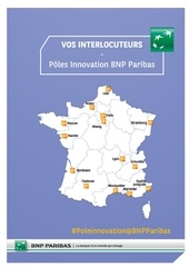 Fichier PDF contacts poles innovation bnp paribas