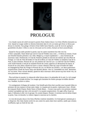 Fichier PDF prologue